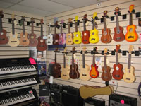 Large selection of Ukuleles now in stock!