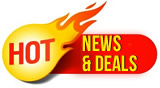 hot news and deals